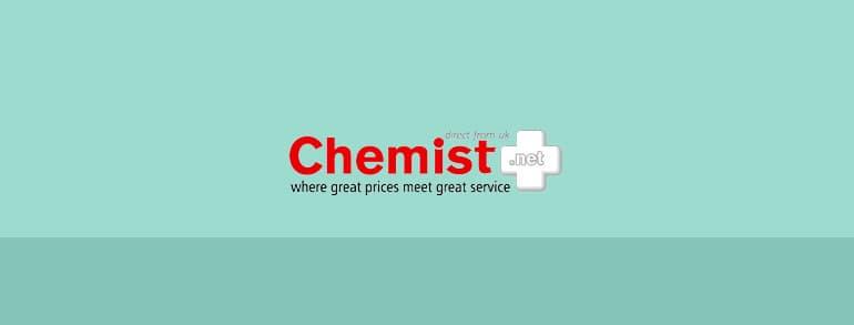 Chemist.net Voucher Codes 2018